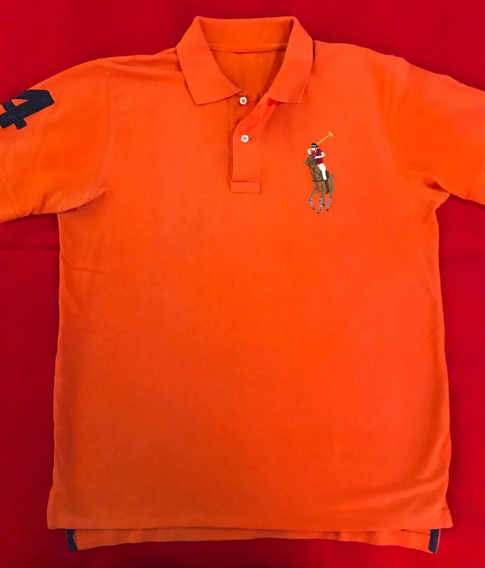 Playera Polo Ralph Lauren Original Tipo Polo Talla M