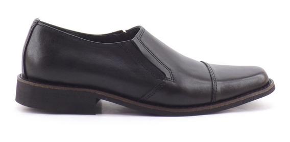 Zapato Vestir Hombre Niño Clasico Talle 34 A 38 Liquidacion
