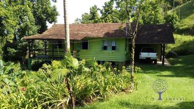 Sítio Com 3 Dormitórios À Venda, 55000 M² Por R$ 375.000 - Centro - Pomerode/sc - Si0024