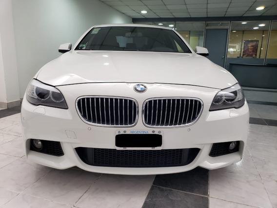 Bmw Serie 5 3.0 535ia Sedan 4 Puertas Blanco 2014