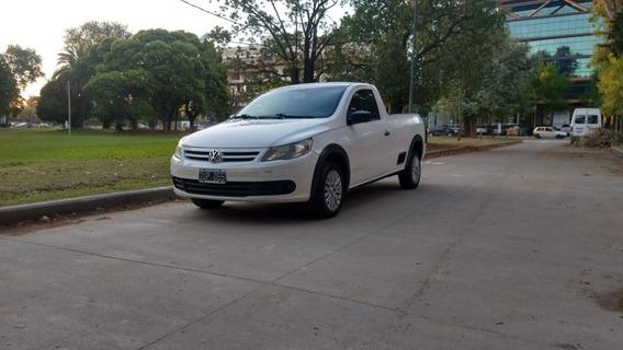 Volkswagen Saveiro 1,6 Cs 101cv Da Aa Unico Dueño