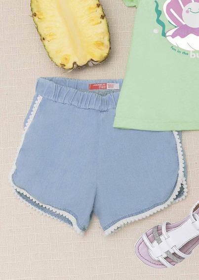 Short Azul 1434477