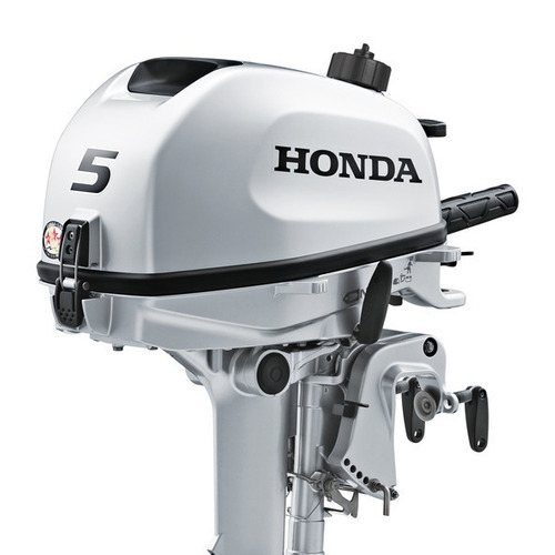 Motor Fuera De Borda Honda Bf 5 Corto. Entrega Inmediata!!!