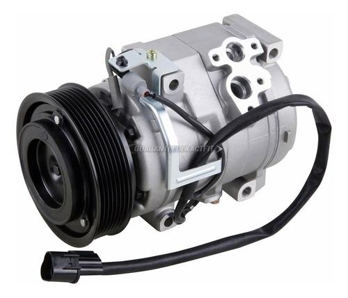 Imagem 1 de 4 de Compressor Do Ar Condicionado Pajero Full 3.8 V6 4472203638