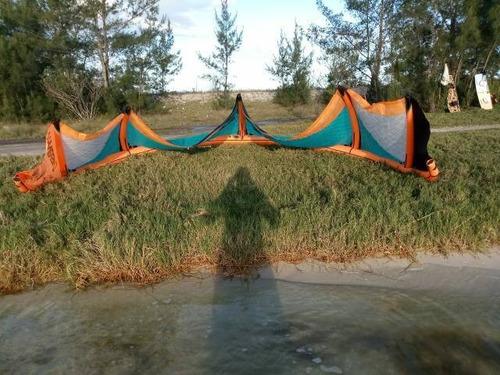 Kitesurf 12 2012 Cabrinha Sb, Não Acompanha Barra
