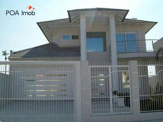Casa Com 3 Dormitórios À Venda, 240 M² Por R$ 1.100.000,00 - Centro - Canoas/rs - Ca0084