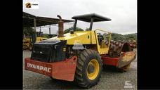 Rolo Compactador Ca 250 Dynapac Muito Novo P Locaçao E Venda