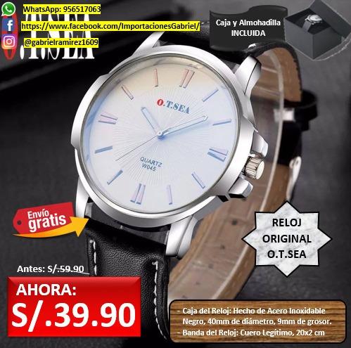 Reloj O.t.sea Original