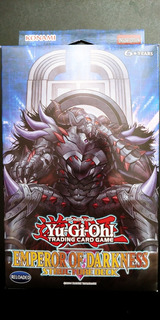 Emperor Of Darkness Yugioh Baraja Structure Deck Yu-gi-oh!