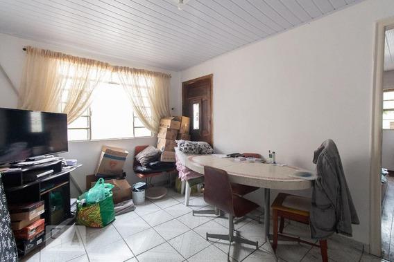 Casa Com 1 Dormitório E 1 Garagem - Id: 892987580 - 287580