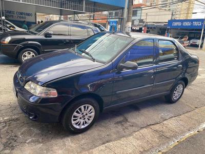 Fiat Siena 1.3 16v Elx 4p 2001com Direcao Hidralica