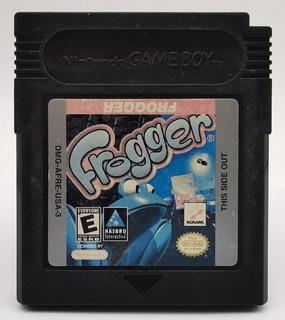 Frogger Gbc 1 Original * R G Gallery