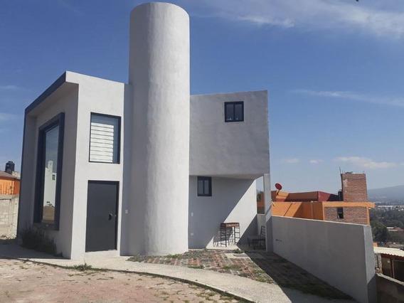 Venta Casa Tipo Loft Tizatlan Tlaxcala