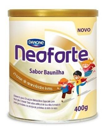 Neoforte Danone 400gr Unidade Sabor