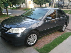 Honda Civic 1.7 Lx At 2005