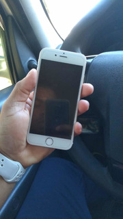 iPhone 6 Dourado 16gb