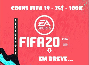 Fifa 19 Coins Xbox One 100k Ultimate Team Fut - Online