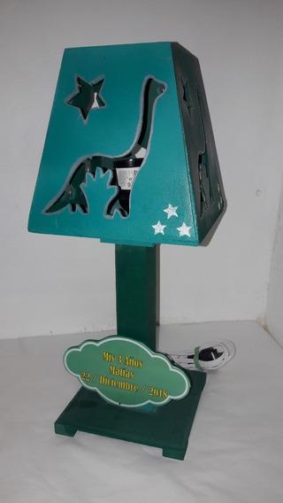 Centros De Mesas Infantiles Lámparas Mdf 5 Piezas