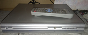 Dvd Player Gradiente D200 Com Controle Original.