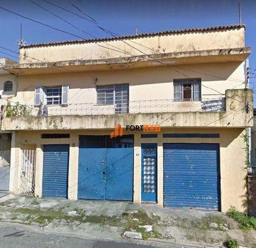 Imagem 1 de 4 de Terreno À Venda, 444 M² Por R$ 1.700.000,00 - Vila Formosa (zona Leste) - São Paulo/sp - Te0010