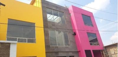 Edificio En Renta, Centro De Metepec