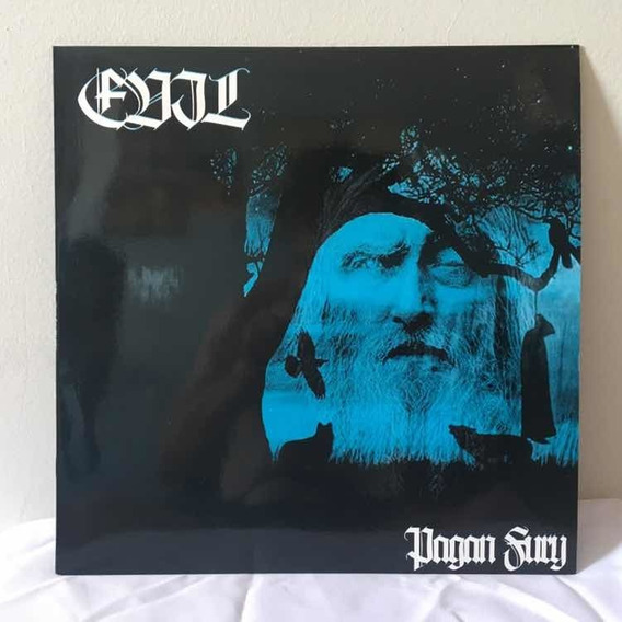 Lp Evil - Pagan Fury
