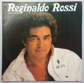 Reginaldo Rossi - Lp Momentos De Amor - 1989