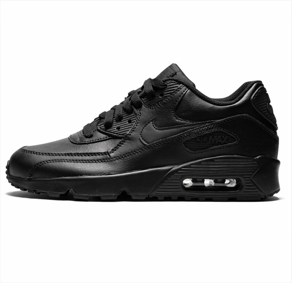 Tênis Nike Air Max 90 Couro Sneakers Original