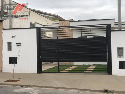 Imagem 1 de 8 de Casa Com 2 Dormitórios À Venda, 150 M² Por R$ 230.000 - Parque Aeroporto - Taubaté/sp - Ca0328