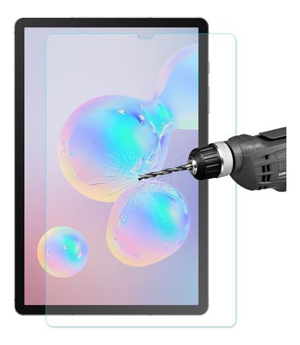 Imagen 1 de 6 de Samsung Galaxy Tab S6 10.5 T860 - Lámina Vidrio Templado 9h