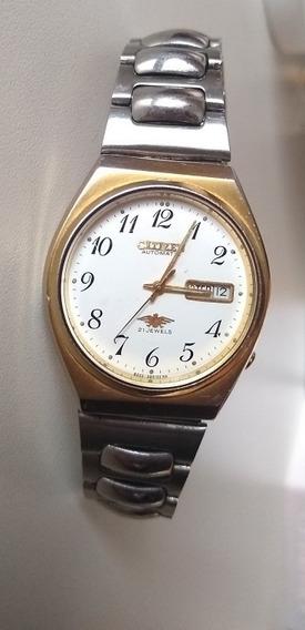 Relógio Masculino Citizen Eagle 7 4-s80814 Hst