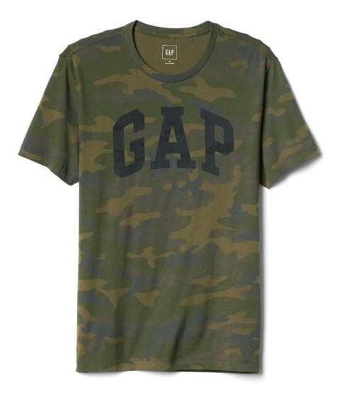 Remera De Hombre Gap Original - Usa