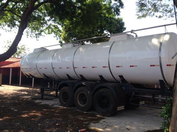 Carreta Inox Isotérmica 3 Bocas 28 Mil Lts