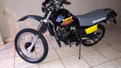 Xlx 250r 1989 - Única E Original!
