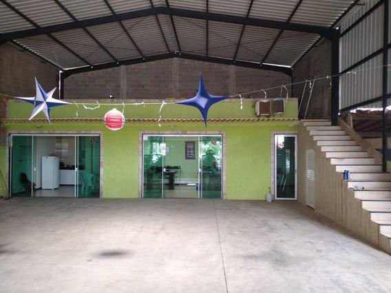 Galpão Em Balneário Das Conchas, São Pedro Da Aldeia/rj De 360m² Para Locação R$ 6.500,00/mes - Ga360596