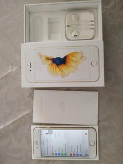 iPhone 6s 16gb Gold Em Ótimo Estado