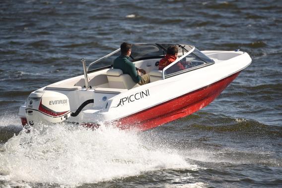 Piccini Boats 165r 16 Pies 12 Cuotas Fijas En Pesos
