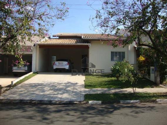 Casa Residencial À Venda, Condomínio Campos Do Conde, Paulínia. - Ca12098