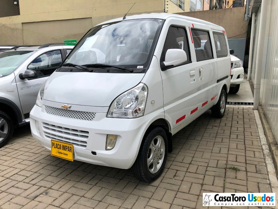 Chevrolet Van N300 Move Plus 1200cc 2017