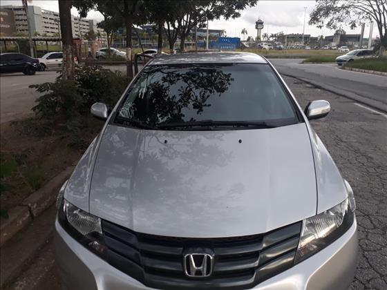 Honda City Prata 1.5 Automatico 4 [ortas