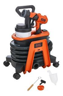Equipo De Pintar 1200 W Compresor Black Decker Bdph1200