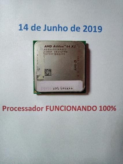 Processador Amd Athlon 64 X2 3.6 Socket Am2 Funcionando100%