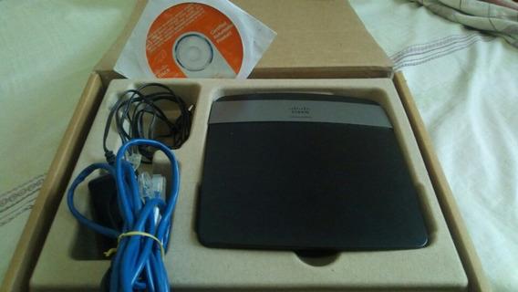 Router Wifi Linksys Cisco E2500