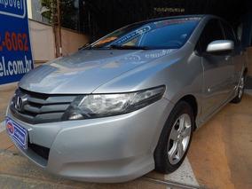 Honda City Dx 1.5 16v Flex, Aaa7727