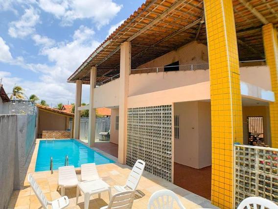 Casa Em Icaraí, Caucaia/ce De 280m² 6 Quartos À Venda Por R$ 250.000,00 - Ca349245