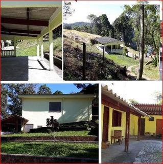 Sítio Para Venda Em São Paulo, Parelheiros, 4 Dormitórios, 2 Suítes, 1 Banheiro - Sp026