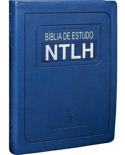 Bíblia De Estudo Ntlh Grande