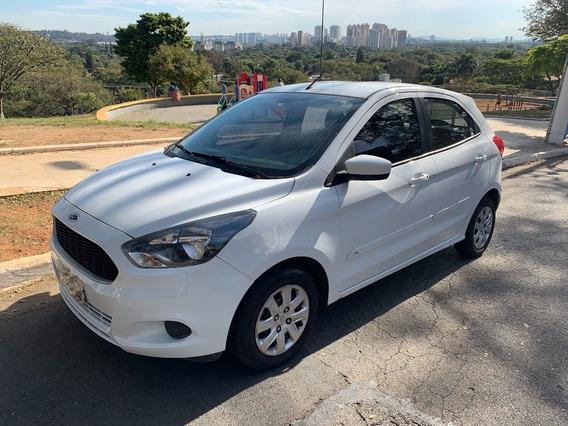 Ford Ka 1.0 Se Plus Flex (computador De Bordo E Bluetooth)