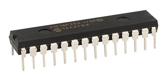 Pic 18f252 I/sp Microcontrolador