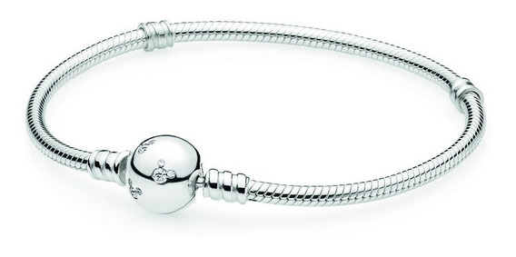 Pulsera Pandora Moments Mickey Mouse Disney Original 100%